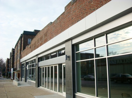 The Center for Culinary Enterprises (CCE) will also house three neighborhood restaurants.